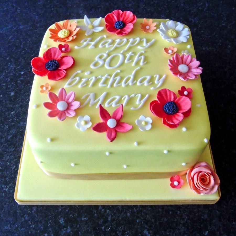 Celebration cakes by Jess Delahaye